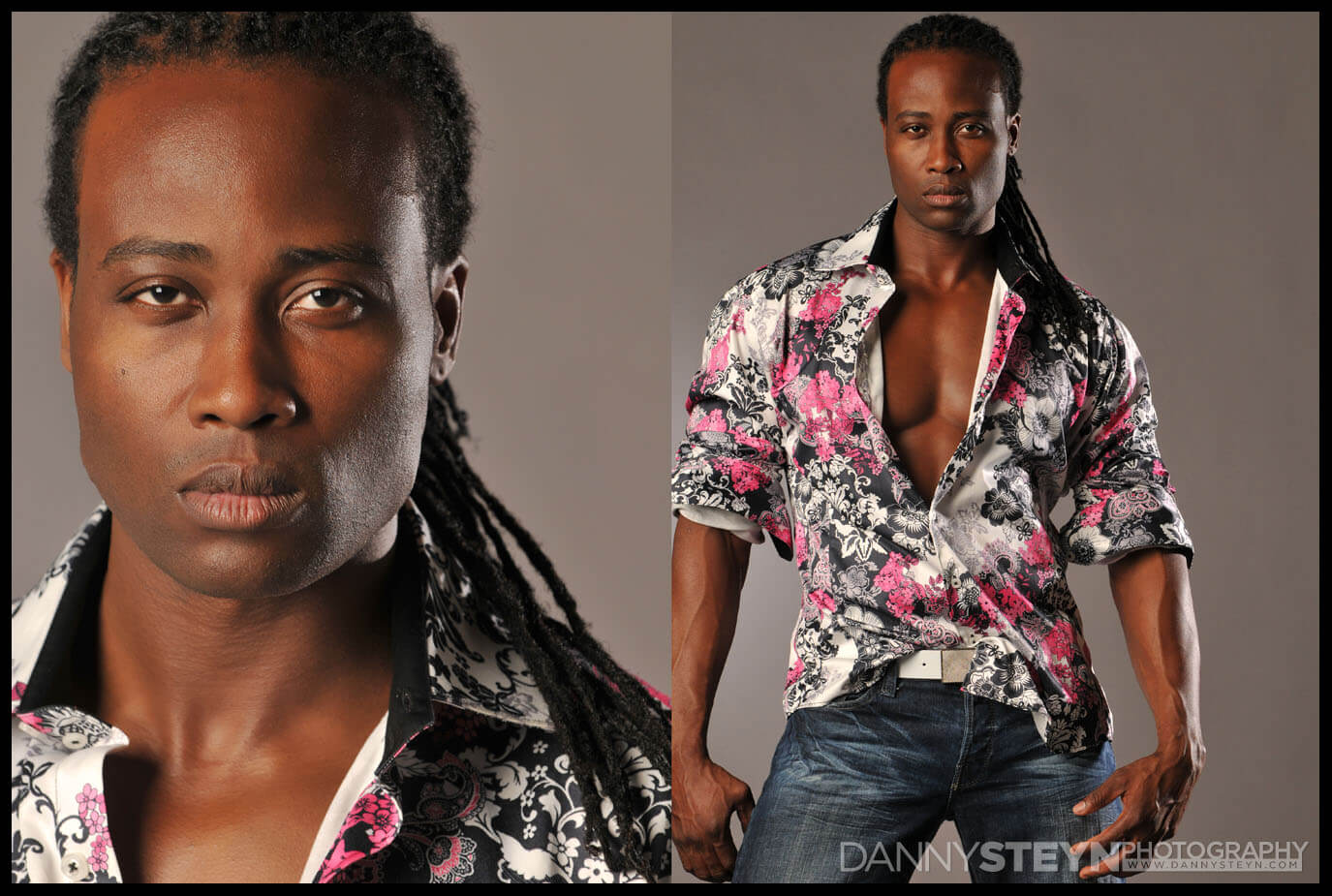 South Florida Male Model Photography